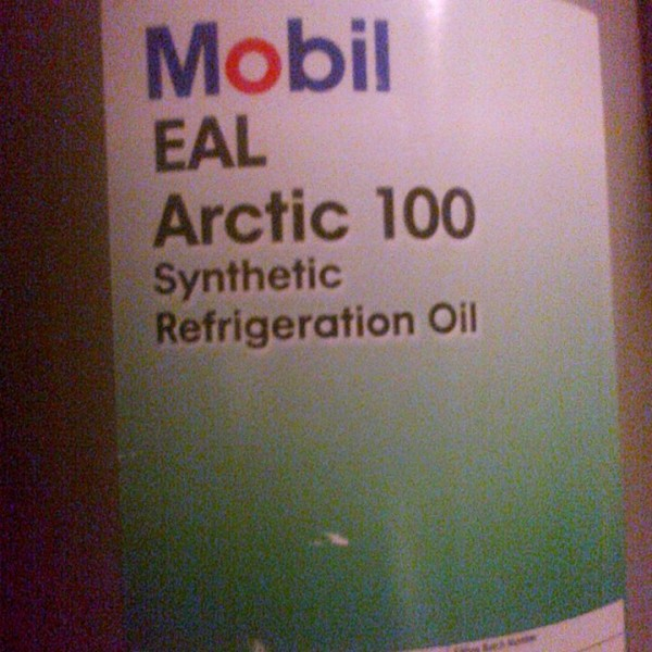 Масло Mobil EAL Arctic 100